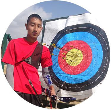 Kinley Tshering Bhutan Archery Federation