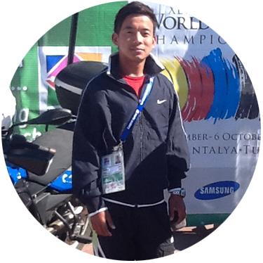 Nima Wangdi Bhutan Archery Federation