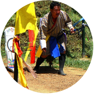 Traditional Archery- Bhutan Archery Federation
