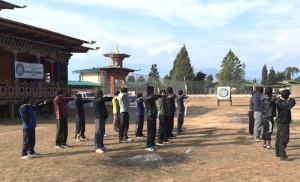 Bhutan Archery Federation East SSI