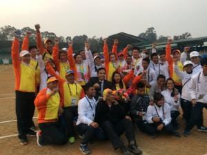 Bhutan Archery Team